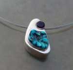amethyst turquoise