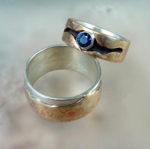 Montana Mountain Wedding Rings 2012