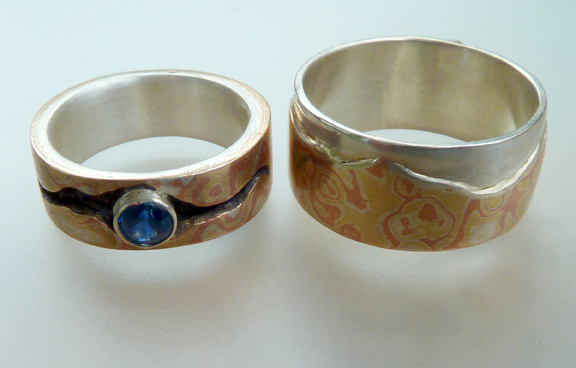 Mountain Amore and the Big Sky ~ Wedding Rings (5/6)