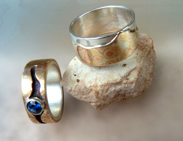 Mountain Amore and the Big Sky ~ Wedding Rings (2/6)