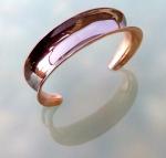 Copper Anticlastic Cuff