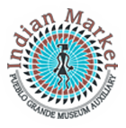Pueblo Grand Museum Indian Market logo