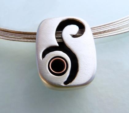 mokume filligris pendant.4