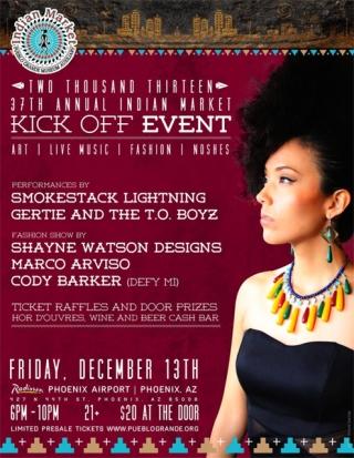 Pueblo Grand Museum Kick-Off Event